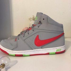 Women s Nike Lime Green High Top Sneakers on Poshmark e2da7214a